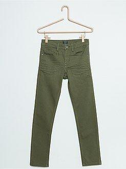 Kinder broeken - Skinnybroek met vijf zakken - Kiabi