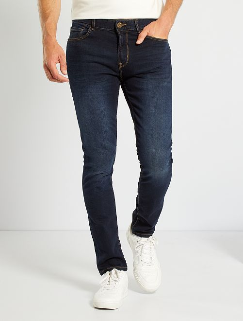 Slim-fit jeans L32 'Ecodesign'                                                                                         indigo