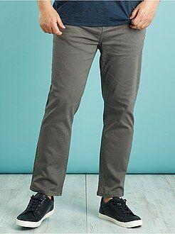 Denim - Slimfit gekleurde jeans