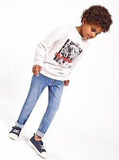 Jongenskleding 3-12 jaar - Slimfit jeans - Kiabi