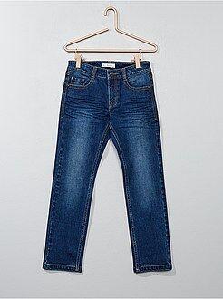 Jongenskleding 3-12 jaar Slimfit jeans