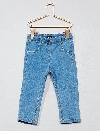 Slimfit stretch denim jeans - Kiabi