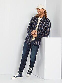 Denim - Slimfit stretch jeans