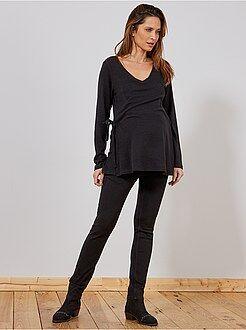 Positiekleding - Slimfit stretch jeans