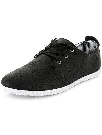 Sneakers in derbystijl - Kiabi