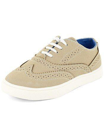 Sneakers in richelieu-stijl - Kiabi
