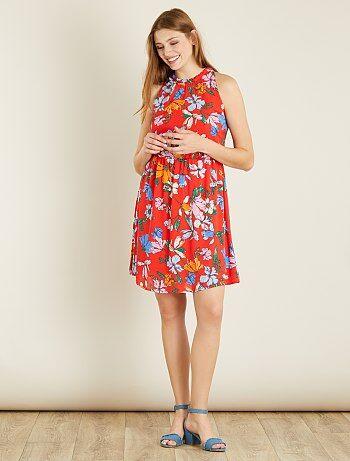 Soepele, gebloemde jurk van 'JDY' - Kiabi