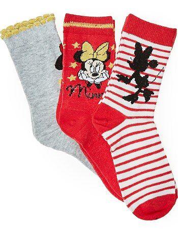 Sokken van 'Minnie Mouse' van 'Disney' - Kiabi