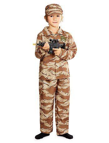 Kinderen - Soldatenkostuum - Kiabi
