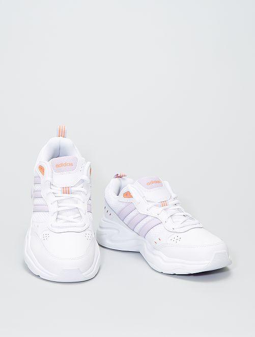 Sportieve sneakers 'Adidas Strutter'                             WIT