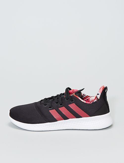 Sportieve sneakers 'Adidas'                             ZWART