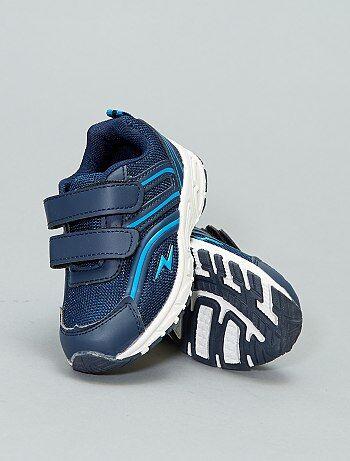 Jongenskleding 3-12 jaar - Sportschoenen met klittenband - Kiabi