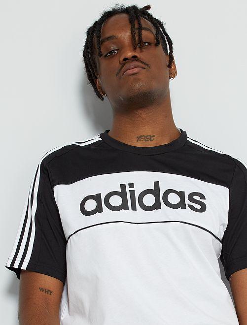 Sportshirt 'Adidas'                             ZWART