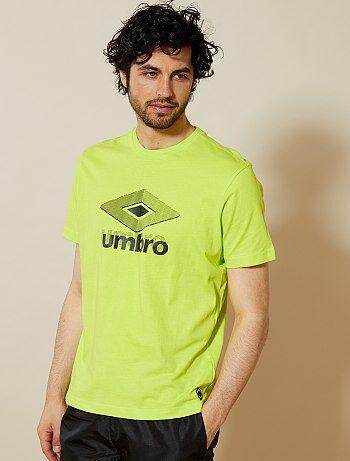 Sportshirt met print van 'Umbro' - Kiabi