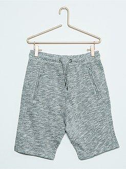 Jongenskleding 10-18 jaar Sportswear bermuda van joggingstof
