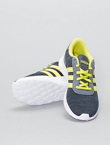 Jongenskleding 10-18 jaar - Stoffen 'Lite Racer'-sneakers van 'Adidas' - Kiabi