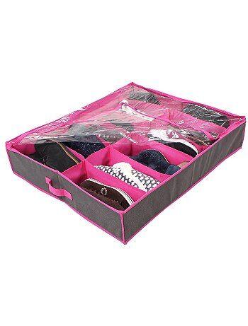 Stoffen opberglade voor schoenen - Kiabi