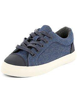 Kinderschoenen - Stoffen sneakers