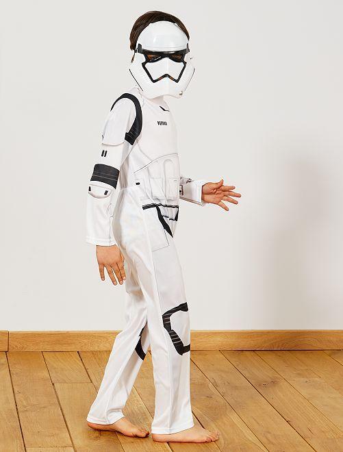 'Stormtrooper' verkleedkostuum                             wit Kinderen
