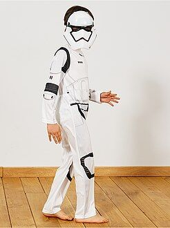 Kinder verkleedkleding - 'Stormtrooper' verkleedkostuum - Kiabi
