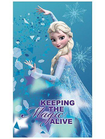 Strandlaken van 'Frozen' - Kiabi
