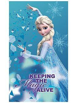 Badtextiel - Strandlaken van 'Frozen' - Kiabi