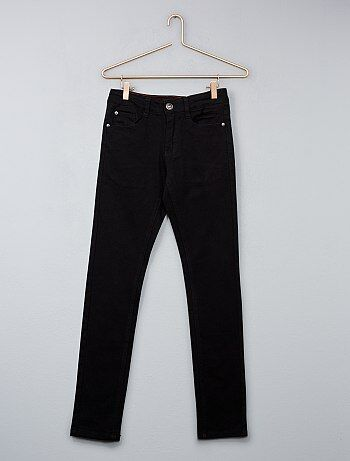 Stretch five-pocket skinny jeans - Kiabi