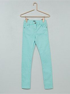 Meisjes broeken - Stretch skinny broek - Kiabi