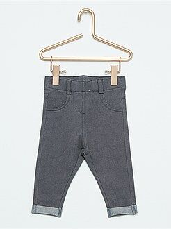 Broek, jeans - Stretch tregging