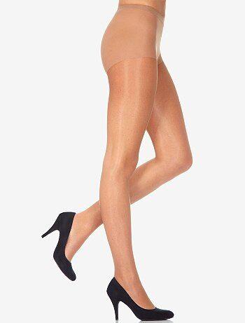 Sublim' panty van het merk 'Dim', 15 D glanzende voile - Kiabi