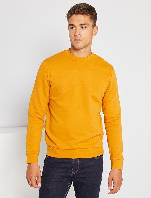 Sweater 'Ecodesign'                                                                             GEEL