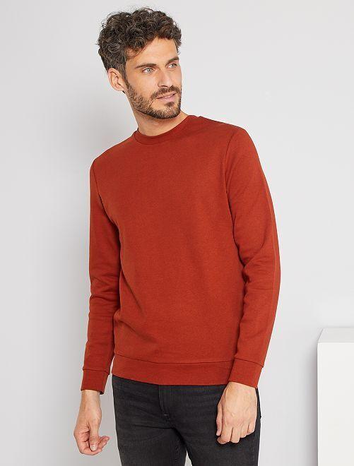 Sweater 'Ecodesign'                                                                                                     ORANJE
