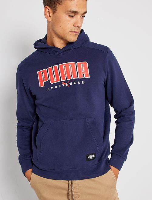 Sweater met capuchon 'Puma'                             BIEGE
