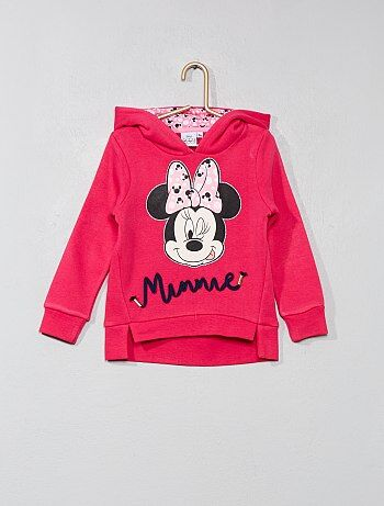 Sweater met capuchon van 'Minnie' - Kiabi