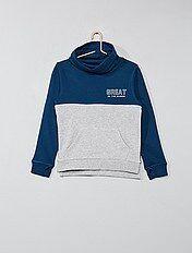 Sweater met een col