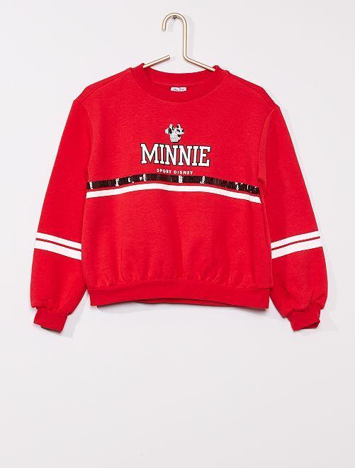 Sweater 'Minnie'                                         ROOD