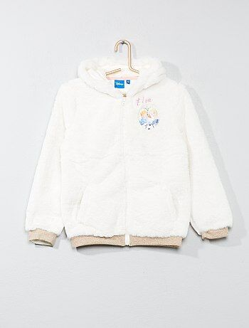 Sweater van joggingstof van 'Frozen' - Kiabi
