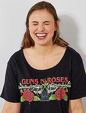 T-shirt 'Guns'N'Roses'