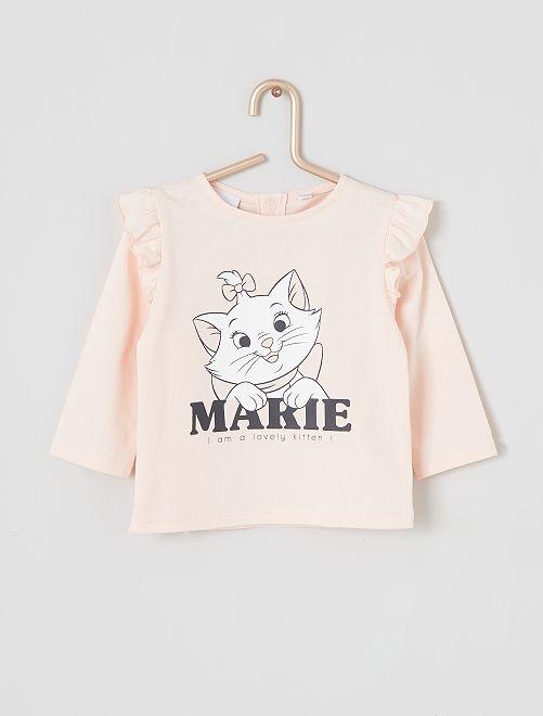 T-shirt 'Marie' 'Ecodesign'                             ROSE