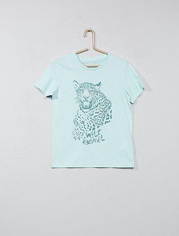 T-shirt met een print - Kiabi