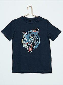Jongens t-shirts - T-shirt met print