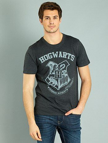 T-shirt met print van 'Harry Potter' - Kiabi