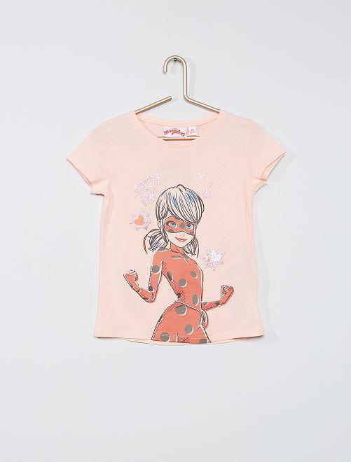 T-shirt 'Miraculous'                                                     ROSE