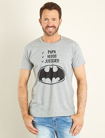 T-shirt van 'Batman' - Kiabi