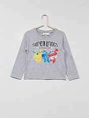 T-shirt van 'Super Wings'