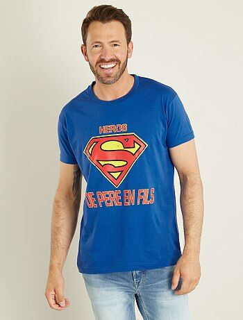 T-shirt van 'Superman' - Kiabi