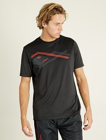 T-shirt van technische stof van 'Umbro' - Kiabi