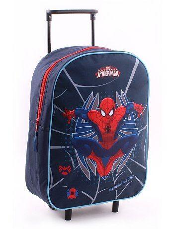 Tas met wieltjes van 'Ultimate Spider-Man' van Marvel - Kiabi