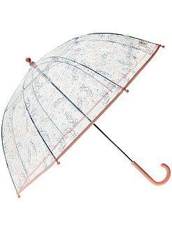 Kinder accessoires - Transparante paraplu van 'Minnie' - Kiabi
