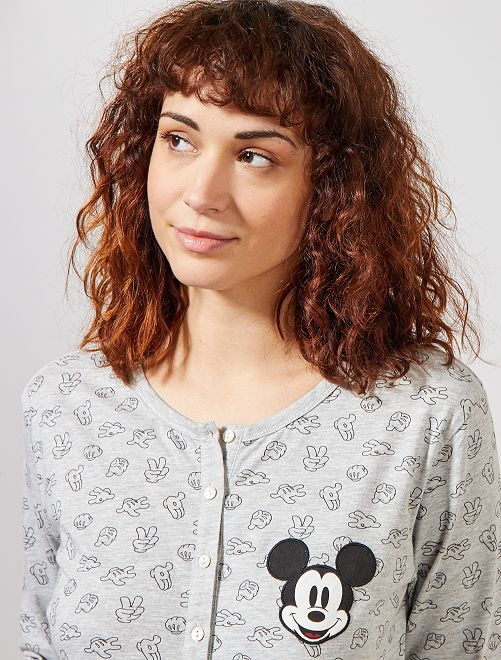 Tricot playsuit 'Mickey'                                                     mickey